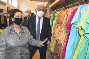 Türkiye'nin ilk kadın valisi Lale Aytaman, Muğla'da ziyaretlerde bulundu Açıklaması