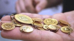 Üst üste dört gündür düşen altının gram fiyatı 519 liradan işlem görüyor