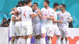 120 dakikası 1-1 biten maçta penaltılarda İsviçre'yi 3-1 mağlup eden İspanya, EURO 2020'de yarı finale çıktı