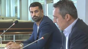 20 yıl sonra yuvası Fenerbahçe'den ayrılan Volkan Demirel'e duygusal veda