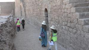 5 bin yıllık surlarının sırrı! Diyarbakır'da çalışma başlatıldı