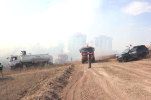 Bugün 20 Yangın Çıktı, 18'i Kontrol Altında…