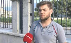 Bursalı Genç ATM'de Bulduğu 18 Bin Lirayı Polise Teslim Etti: 'Benim Olmayan Bir Şey Almam'