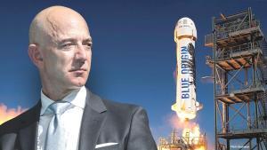 Dünyanın En Zengini Jeff Bezos, Uzaya Çıktığı 11 Dakikada Ne Kadar Para Kazandı?