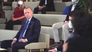 Erdoğan: 'Türkiye'de Akademik Özgürlüğün Olmadığı Üniversite Yok'