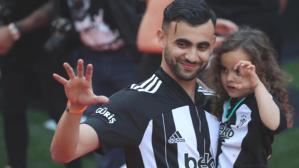Eski Beşiktaşlı Rachid Ghezzal'ın paylaşımı Galatasaraylı taraftarları heyecanlandırdı