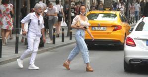 Esra Erol'un programında aradığı aşkı setlerde bulan Ersan Örs'den gazetecilere tepki