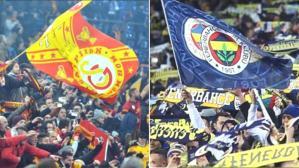 Fenerbahçe ve Galatasaray'ın ortak paylaşımı sporseverlerden büyük alkış aldı