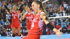 Kadın Voleybol Takımı'nın kaptanı Eda Erdem, Çin maçındaki açıklamalarıyla tüm Türkiye'nin sevgilisi oldu