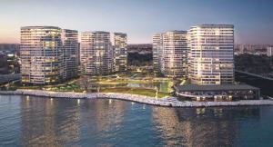 Katar, Ataköy'ü Kapattı: Halk, Sahile ve Yeşil Alana Giremiyor
