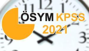 KPSS Genel Kültür-Genel Yetenek ve Eğitim Bilimleri sınavı kaç dakika sürecek kaç soru sorulacak?