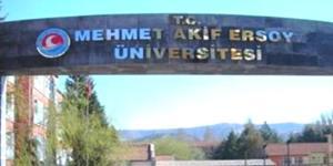 Mehmet Akif Ersoy Üniversitesi 31 işçi alacak