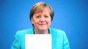 Merkel: 'Türkiye Mültecilere Çok İyi Bakıyor'