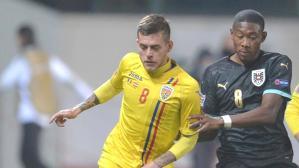 Son Dakika: Galatasaray, Rumen orta saha oyuncusu Alexandru Cidaldau'yu KAP'a bildirdi