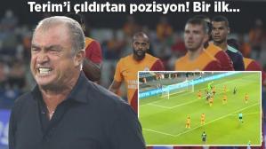 Son dakika haberi – Galatasaray'ın PSV maçında Fatih Terim'i çıldırtan pozisyon! Tarihte bir ilk…
