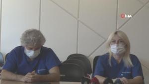 Son dakika haberleri! Türkiye'nin 10 yıl sonra yapılan kadavradan ikinci rahim nakli 8 saat süren operasyonla tamamlandı