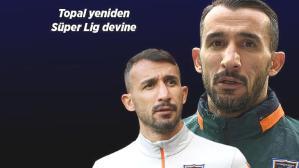 Son dakika transfer haberi – Transferde büyük sürpriz! Mehmet Topal Süper Lig devine
