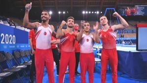 Tokyo 2020'de cimnastik tarihimizde ilkleri yaşıyoruz! Sporcularımızdan 7 final geldi