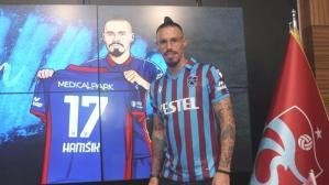 Trabzonspor'un yıldızı Hamsik'e doğum gününde hediye edilen lüks spor otomobil akıllara zarar verdi