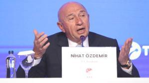 Türk futbolu Genel Kurul'da karıştı! TFF Başkanı, Ali Koç'a gönderme yaparken Burak Elmas'a teşekkür etti