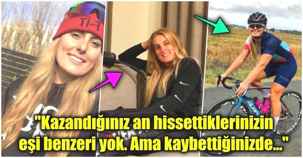 24 Yaşındaki Genç Olimpiyat Bisikletçisi Olivia Podmore Gizemli Mesajının Ardından Evinde Ölü Bulundu!
