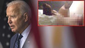 ABD Başkanı Joe Biden'a büyük şok! Oğlu Hunter Biden'ın bir hayat kadınıyla skandal görüntüleri basına sızdı