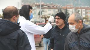 Amasya'da Yoğun Bakımdaki Koronavirüs Hastalarının Yüzde 95'inin Aşısı Ya Hiç Yok Ya Eksik