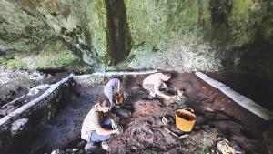 Batı Karadeniz'in en eski yerleşim yeri Zonguldak'ta
