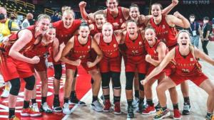 Belçika Kadın Basketbol Takımı hakkında çirkin ifadeler kullanan yorumcu Demarez'e ekrana çıkma yasağı