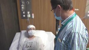 Belçika'da ameliyat edilemedi, şifayı Elazığ'da buldu