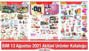 BİM 13 Ağustos Aktüel Kataloğu! Züccaciye, elektronik, kırtasiye ve elektrikli ürünlerin listesi…