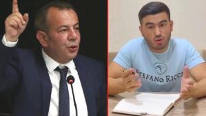 """Bolu Belediye Başkanı Tanju Özcan, kendisine hakaret eden Afgan göçmen Saadat için """"köpek"""" ifadesini kullandı"""