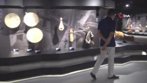 Bursa'nın ilk Müzik Enstrümanları Müzesi Nilüfer'de açıldı