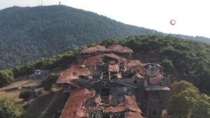 Büyükada Rum Yetimhanesi restorasyon hazırlıkları başladı