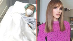 Damping sendromuyla savaşan Seren Serengil dün ameliyat oldu! Sağlık durumunu anlatan sevgilisi herkesten dua istedi