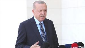 Erdoğan: 'Görevli Olmayanlar Bundan Böyle Yangın Mahaline Alınmayacak'