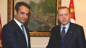 Erdoğan, Yunanistan Başbakanı ile telefonda görüştü: Göç konusunda iş birliği karşılık çıkarlara dayalı ilerletilmeli