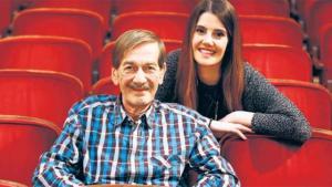 Ferhan Şensoy'un vefatının ardından hamile kızından yürek yakan paylaşım: Babam uçtu göklere