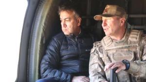 """FETÖ'nün """"cami bombalayacak"""" diye hedef gösterdiği Tuğgeneral Nail İlbey, terörle mücadelenin başına getirildi"""