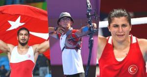 Geçirdiğimiz Bu Zorlu Günlerde Aldıkları Madalyalarla Bir Nebze de Olsa Yüzümüzü Güldüren Milli Sporcularımız