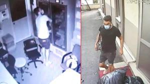Hastane camından içeri giren hırsız, 250 bin lira değerinde kanser ilaçlarını çaldı