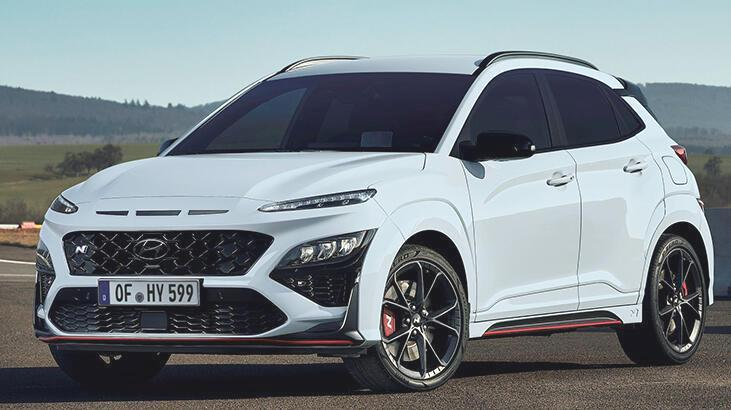 Hyundai KONA N için geliştirildi