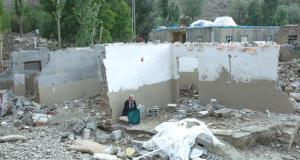 İki kez selin vurduğu ve hala sel riskinin olduğu köyde tedirgin bekleyiş