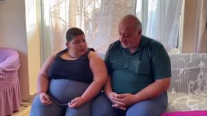 Küçük Efe, obeziteden kurtulabilmek için destek bekliyor