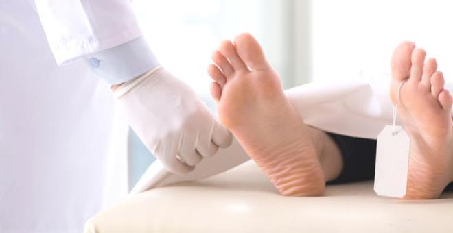 Masada arkadaşının kadavrasını gören tıp öğrencisi çığlık atarak dersi terk etti
