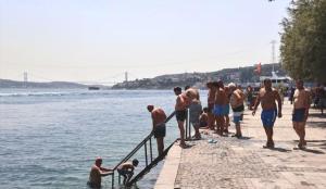 Meteoroloji uyarmıştı, İstanbul'da sıcaklık 39 dereceye ulaştı