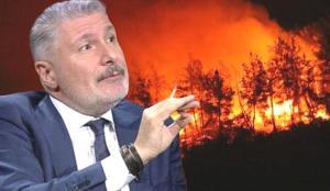 Nedim Şener'den yangın felaketinde PKK'yı görmeyen muhalefete sert sözler