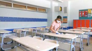 Okullar tam zamanlı yüz yüze eğitime hazırlanıyor! Okullarda oturma planları hazır