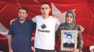 PKK'dan kaçarak ailesine kavuşan Mustafa: Annemin çığlığı bana umut ışığı oldu
