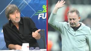 Rıdvan Dilmen, ekranlara çok hızlı dönüş yaptı: Ligin bitimine 37 hafta kala favori Beşiktaş'tır